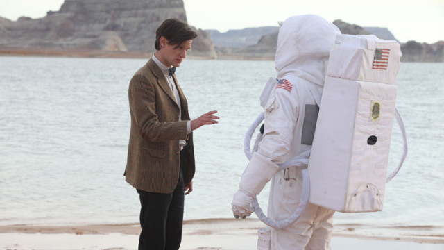 The Doctor and the Astronaut