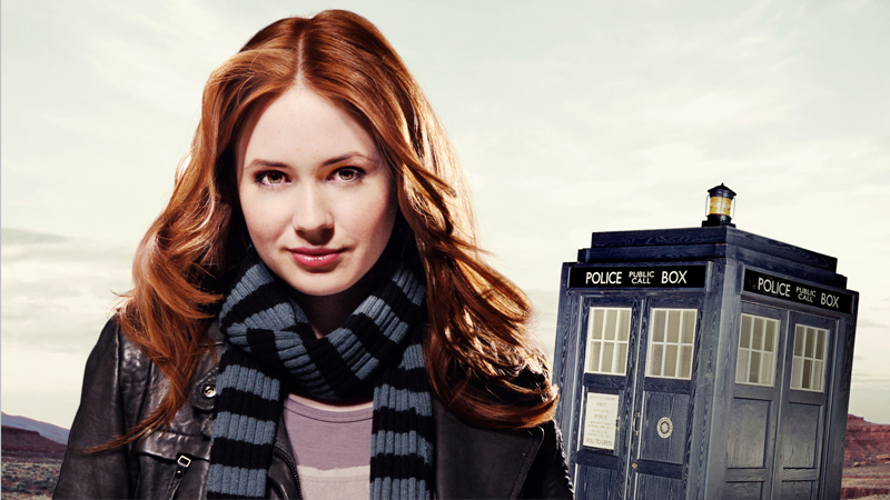 Amy Pond (Karen Gilllan)