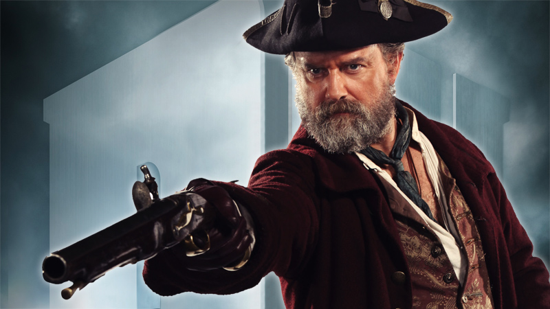 Captain Avery (Hugh Bonneville)