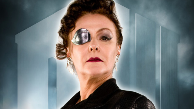 Madame Kovarian (Frances Barber)