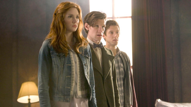 Amy, Rory and the Doctor