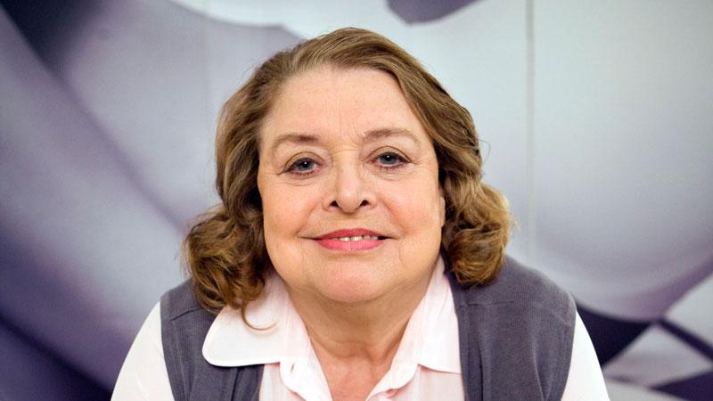 Val (Lynda Baron).