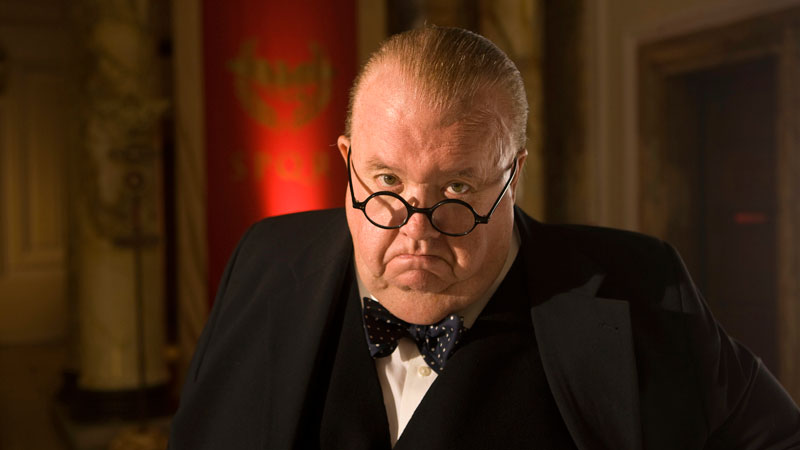 Winston Churchill (Ian McNeice)