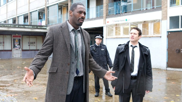 Luther questions a sniper's rationale
