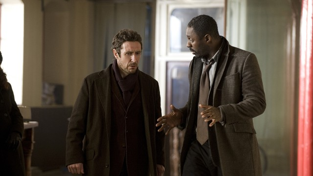 Mark and Luther work together