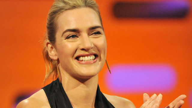 Oscar-winning actress Kate Winslet is pure style during the season 10 premiere.