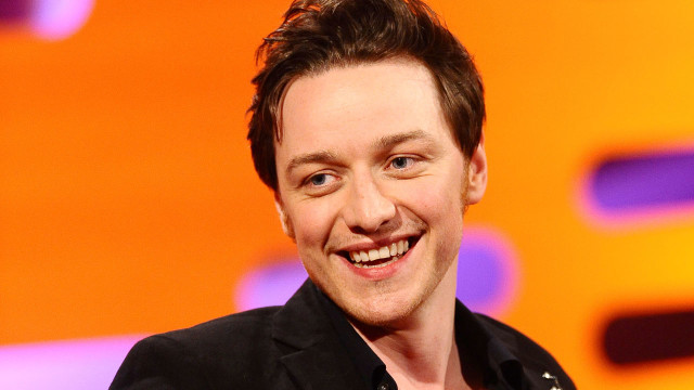 """X-Men: First Class"" star James McAvoy returns to ""The Graham Norton Show"" for a second time."
