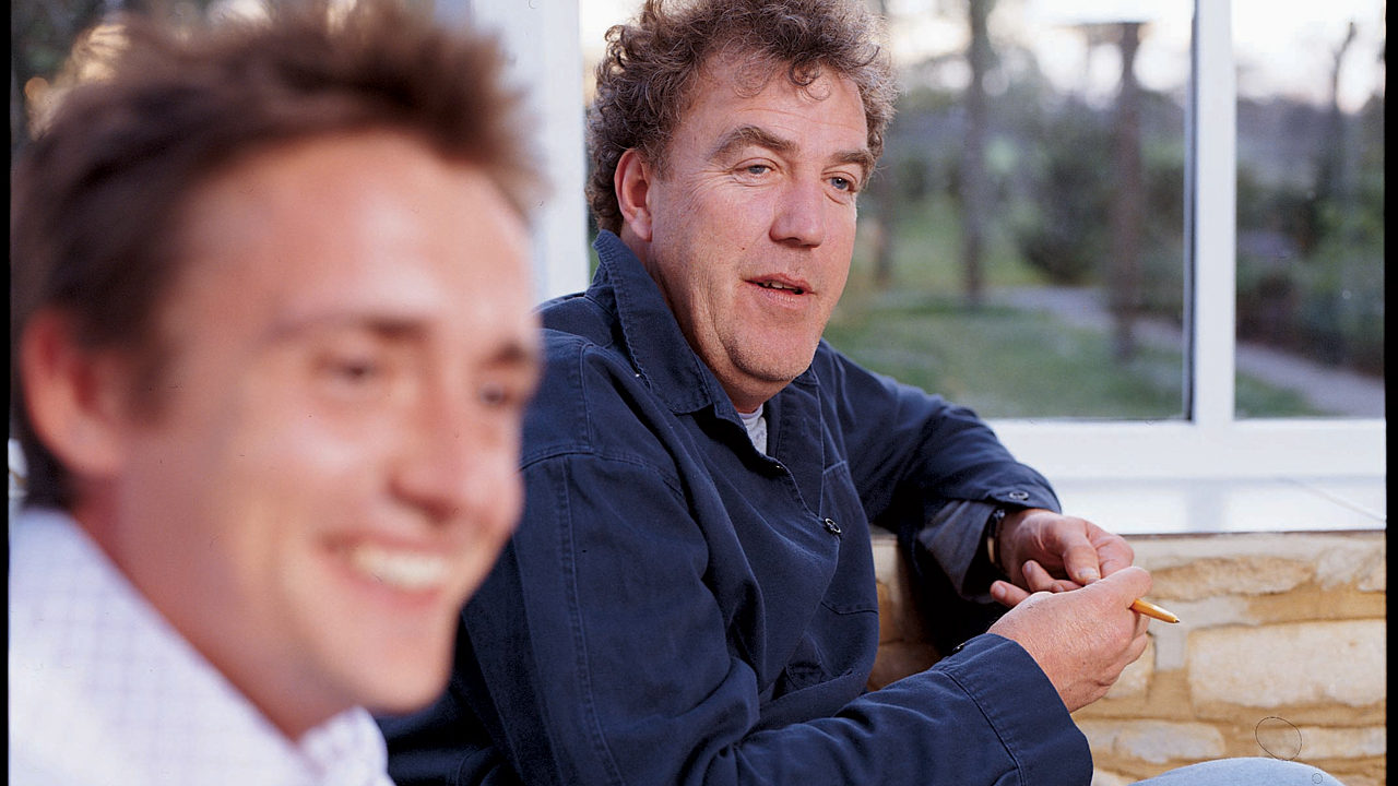 Richard and Jeremy