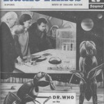 The Doctor, Ian, Barbara and Susan appear together on the cover for the first time. For more classic Doctor Who covers, go to the Radio Times website