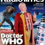 With the show still cancelled, the 40th anniversary was a sombre affair, although Radio Times commissioned special covers from the four surviving Doctors.For more classic Doctor Who covers, go to the Radio Times website