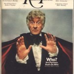 For the first time, the arrival of a new Doctor is considered front page news. As is only right and proper.For more classic Doctor Who covers, go to the Radio Times website