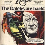 Two years later, Jon Pertwee does battle with the Doctor's most hated foes, and the Radio Times does an amazing comic-book cover.For more classic Doctor Who covers, go to the Radio Times website