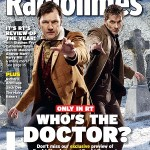 A brilliantly confusing campaign for the Christmas Special, in which David Morrissey is clearly The Doctor, and so is David Tennant, but HOW?For more classic Doctor Who covers, go to the Radio Times website