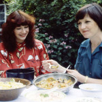 Kate sets Delia the challenge of coming up with a dish which is a) vegetarian and b) worthy of a pop star.