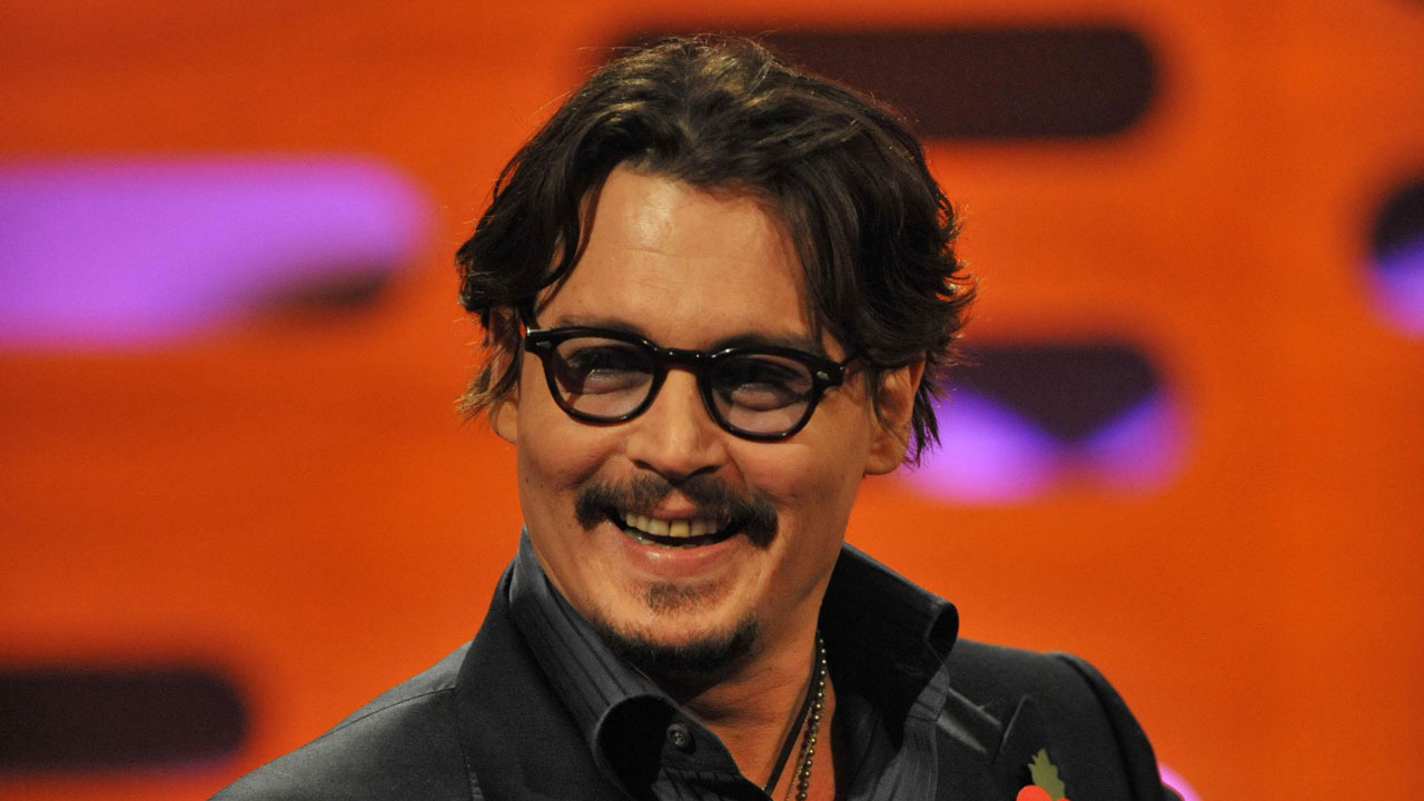 Hollywood A-lister Johnny Depp fondly remembers his old pal, Hunter S. Thompson.
