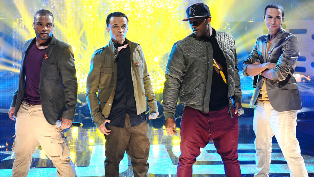 "English boy band JLS performs ""Do You Feel What I Feel?"" the third cut from their 2011 studio album, ""Jukebox."""