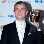 With a BAFTA for Sherlock and the lead role in The Hobbit in his possession, the longtime funnyman has crossed over to drama with aplomb. (AP Photo/Paul Jeffers)