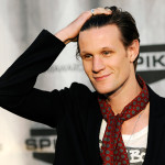 "The lean, unconventionally handsome Eleventh Doctor has reached rock star status, defeating a slew of more ""famous"" film stars at the fan-voted Scream Awards and demonstrating his range as pioneering gay author Christopher Isherwood in the BBC telefilm Christopher and His Kind. (AP Photo/Chris Pizzello)"