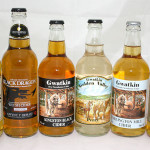 As you can see, there are many different types of nice bottled cider doing the rounds now, not just Magners. And they all have their pros and cons. Cider with added ginger is very nice, for example..