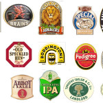 Here are fifteen common British beers. While we're here, can we dispel the myth that beer is a thing which has to be served as close to freezing point as is humanly possible? It's nice when the lighter beers are cold, but if you've got something with a flavor to it, why not serve it at room temperature, like you would with a good red wine?