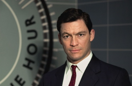 Dominic West as Hector Madden in 'The Hour'