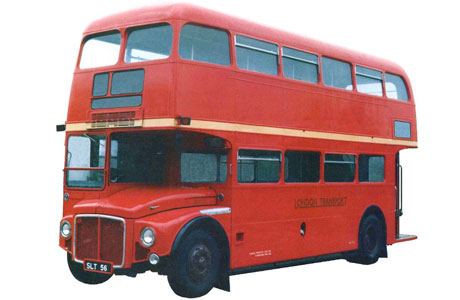 Iconic British Things Part 2 Red Double Decker Buses