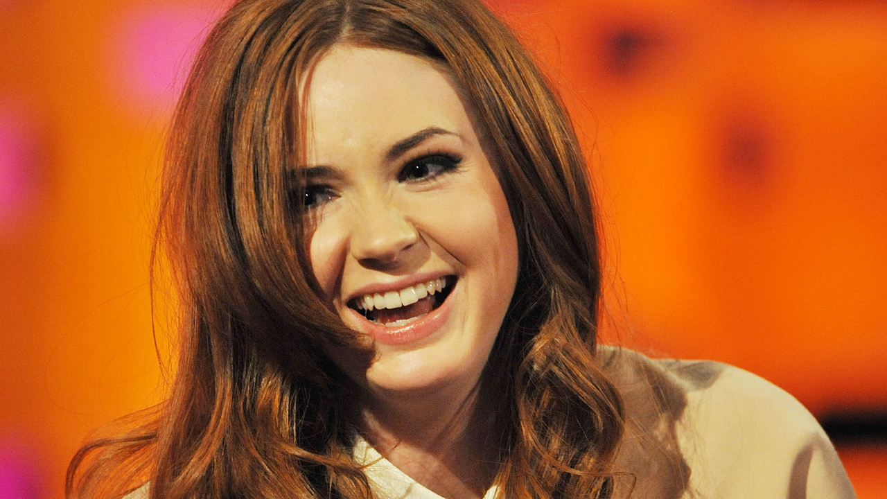 """Doctor Who"" star Karen Gillan returns to ""The Graham Norton Show"" during episode 9."