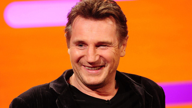 "Oscar-nominated actor Liam Neeson discusses his latest film, ""The Grey."""