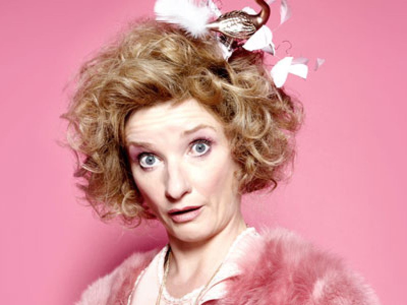 Bubble, as played by Jane Horrocks