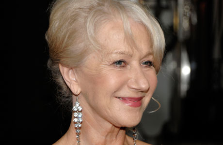 Dame Helen Mirren (AP Photo/Dan Steinberg)