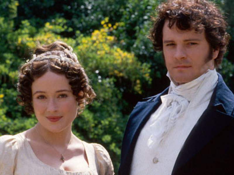 For the Colin Firth-loving Anglophile: Pride & Prejudice