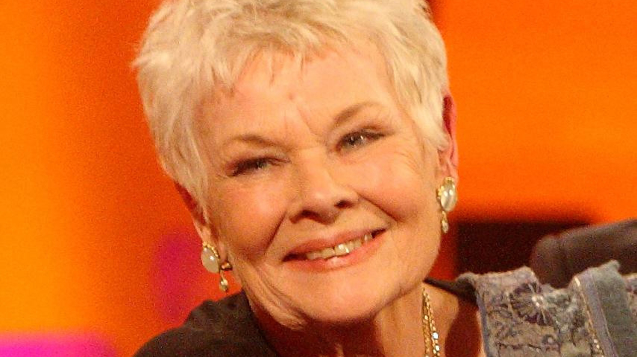 Dame Judi chats about her 50-plus years in show business.