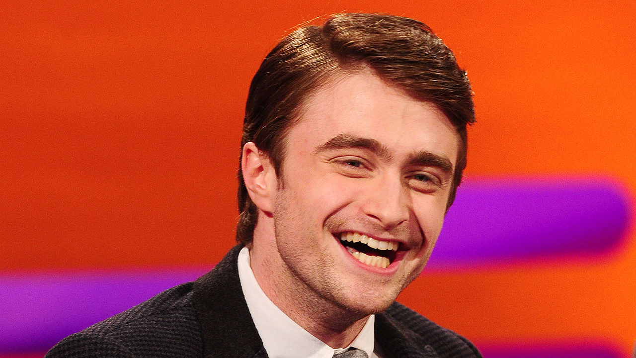 Daniel Radcliffe stops by the show for a second appearance.