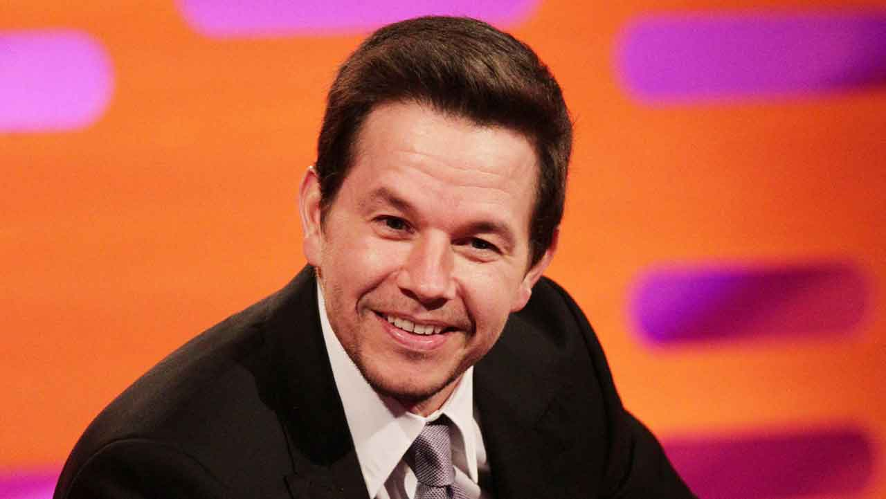 "Mark Wahlberg made his ""Graham Norton Show"" debut in 2012."