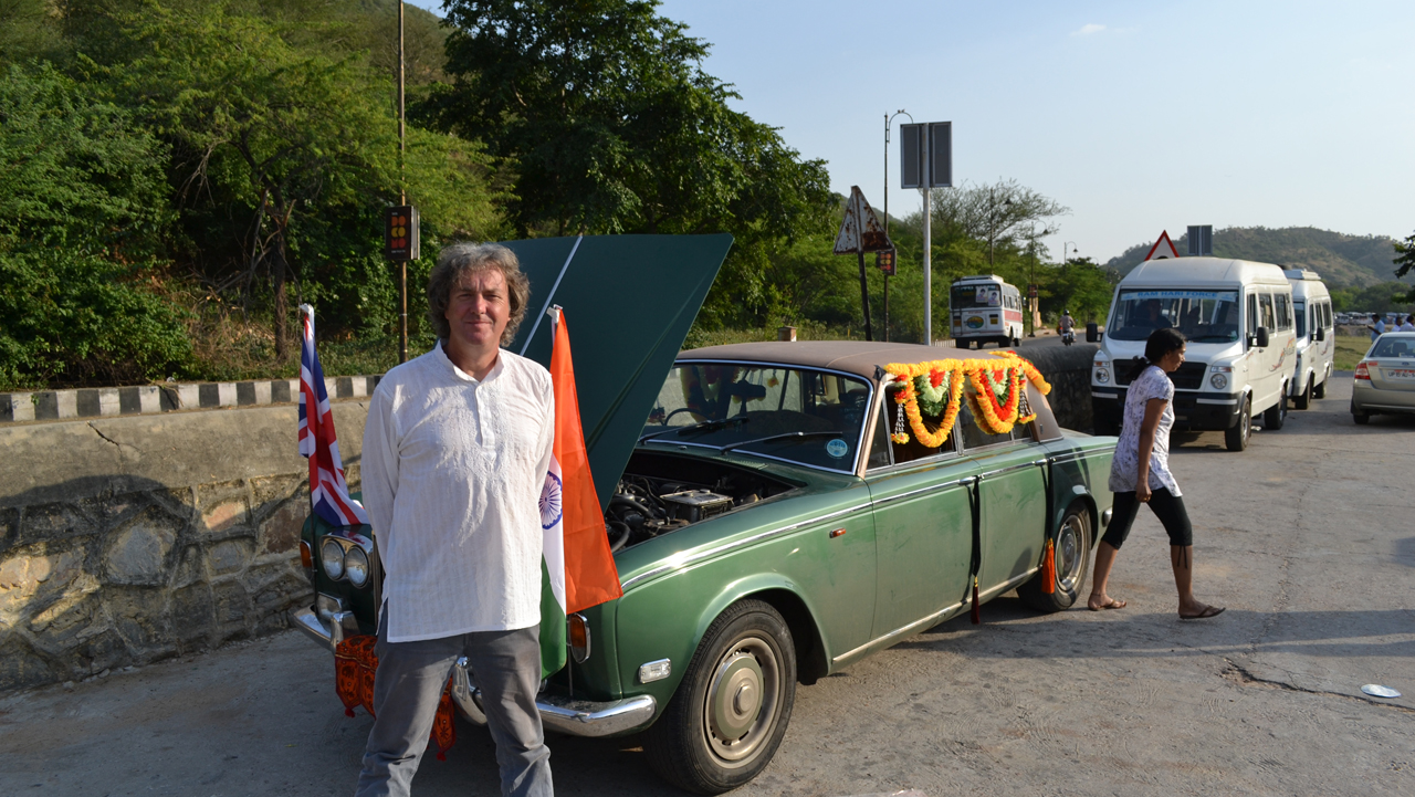 TOP GEAR: INDIA SPECIAL (CHRISTMAS 2011)