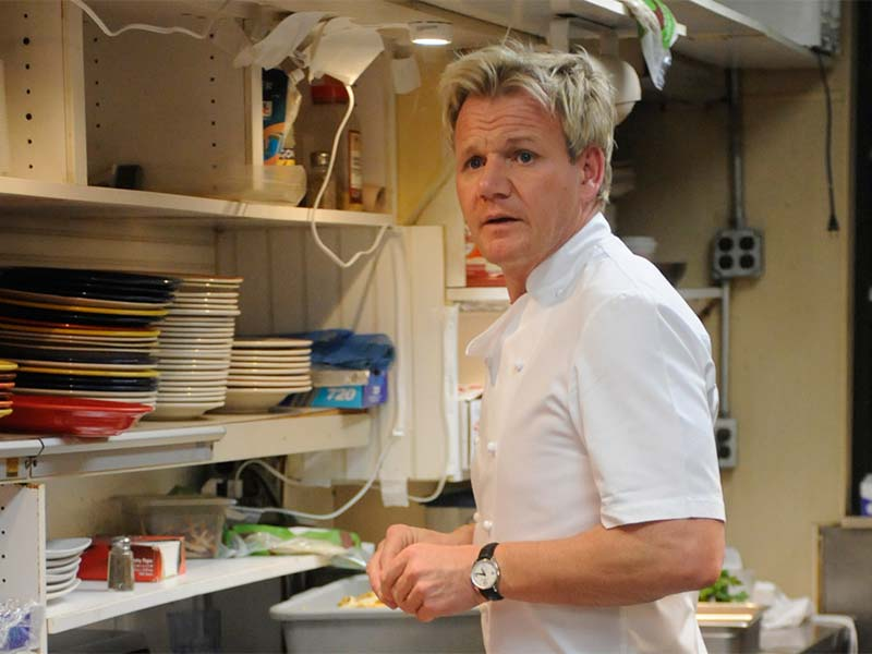 Classic american ramsay s kitchen nightmares bbc america for Kitchen nightmares uk