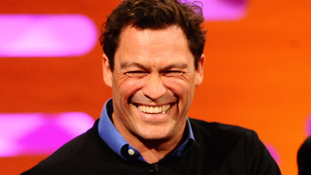"Dominic West of Dramaville's Golden Globe-nominated series ""The Hour"" discusses his time at Eton College."