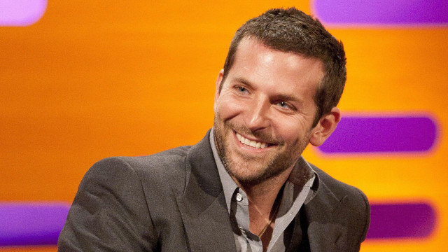 "Golden boy Bradley Cooper chats about his ""Sexiest Man Alive"" status."