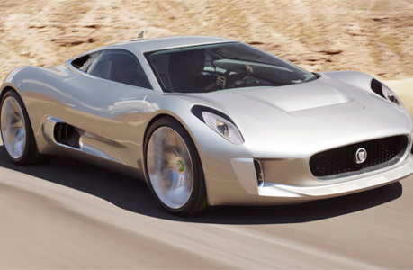 Gallery: Britain's Siest Luxury Cars | Anglophenia | BBC America