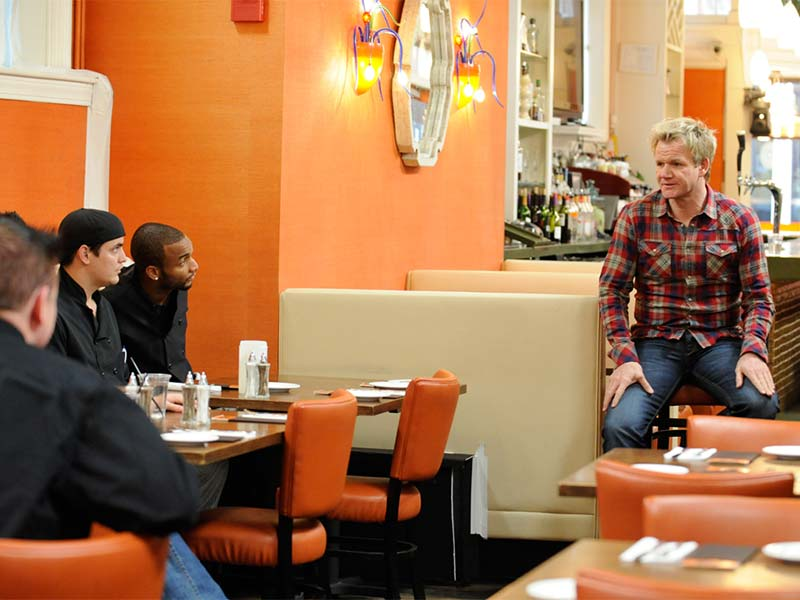 Downcity ramsay s kitchen nightmares bbc america for Kitchen nightmares full episodes