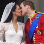 Perhaps no image better represents the tension between the private and public aspects of the royal marriage than a picture of the couple kissing on the balcony of Buckingham Palace, and, of course, no photo gallery about Will and Kate's marriage would be complete without it. (Matt Dunham/AP Images)