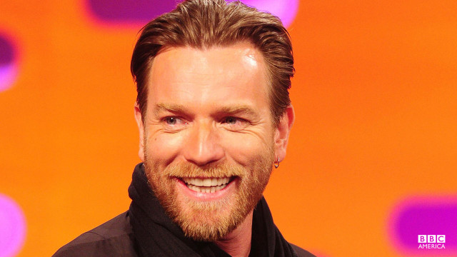 Ewan McGregor has a ton of funny stories for Graham.