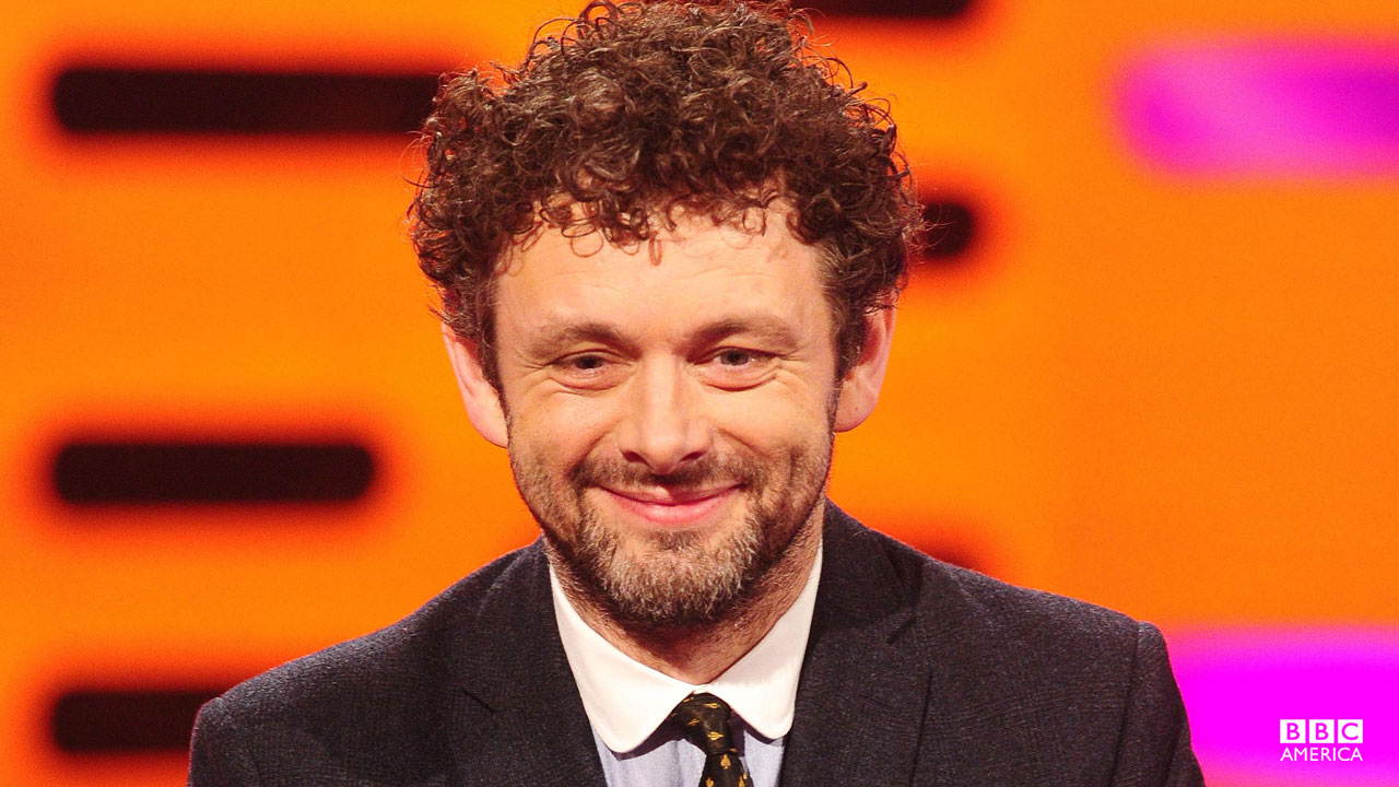 Michael Sheen sits down with Graham on Episode 1.