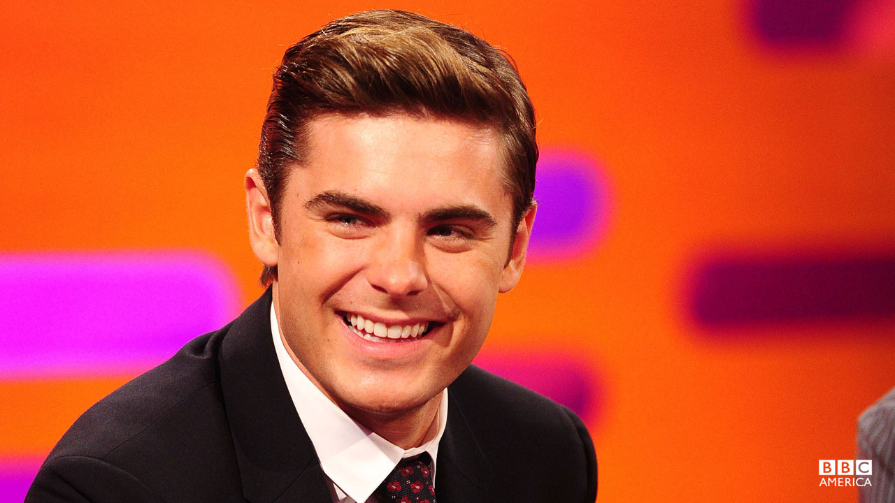 Zac Efron talks to Graham Norton.