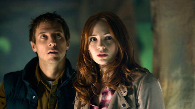 """Listen. Whatever happens at least we're together."" - Rory Williams (Season 6, Episode 4)"