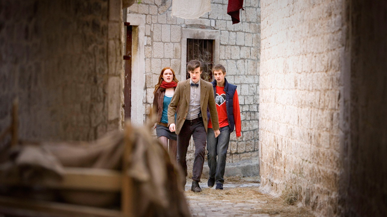 """You have no idea how dangerous you make people to themselves when you're around."" -Rory Williams (Season 5, Episode 6)"