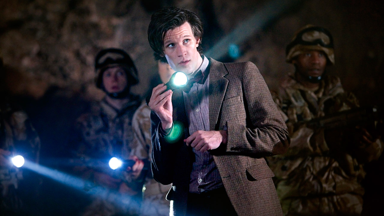 """There's always a way out. There's always a way out."" - The Doctor"