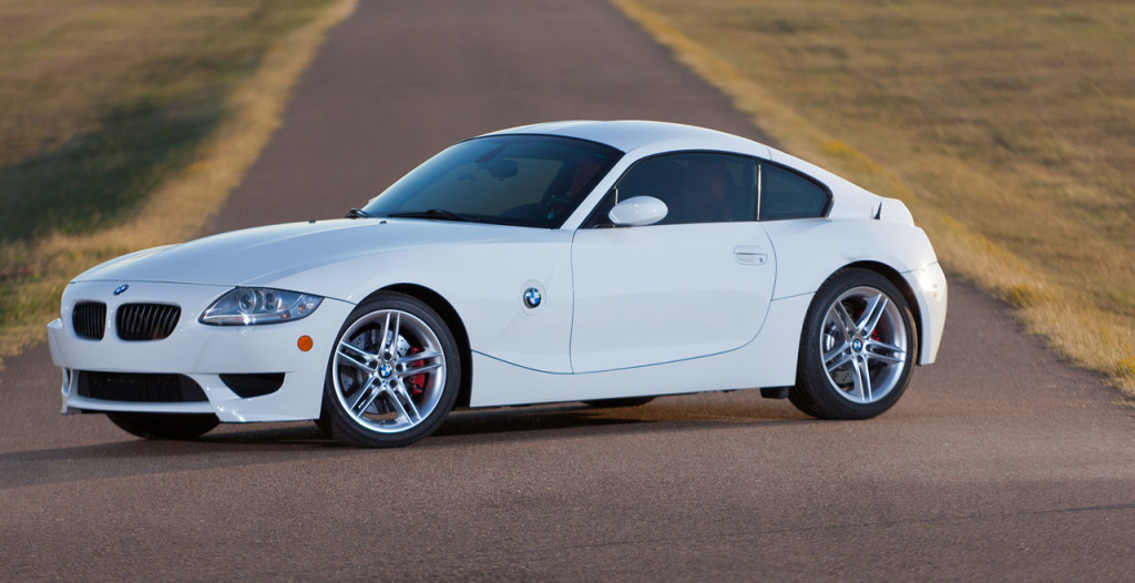 2008 BMW M Coupe - Sent by James P