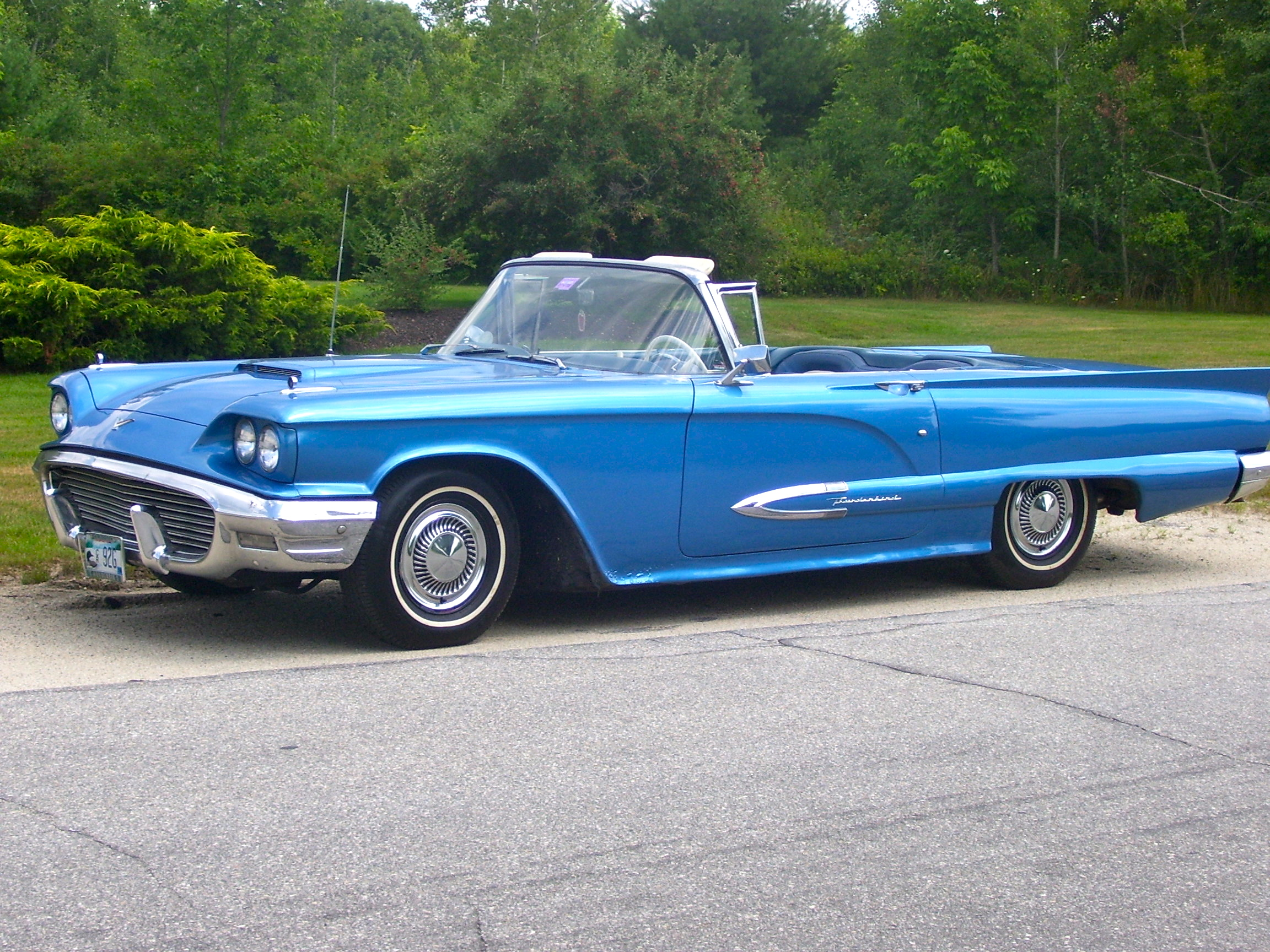 1959 T-Bird - Sent by Robert J