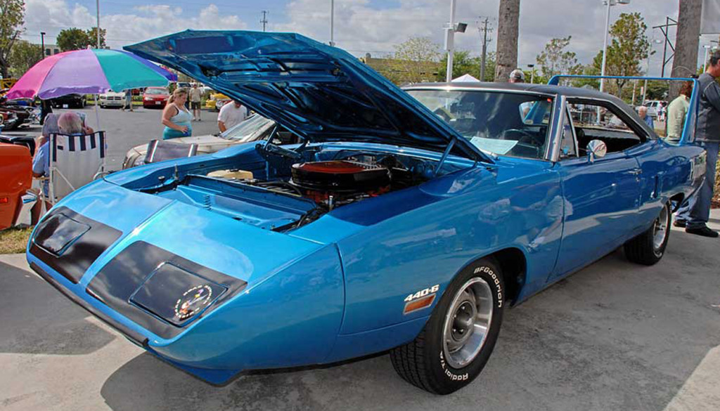 3rd Place - 1970 Plymouth Superbird - Sent by Thomas S
